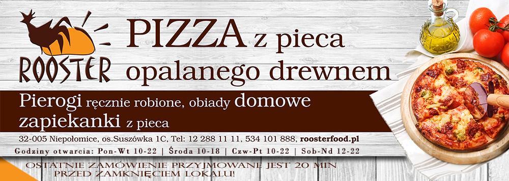 Rooster – Pizzeria Niepołomice